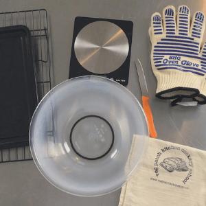 Basic equipment for bread making