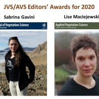 JVS/AVS Editors' Awards for 2020