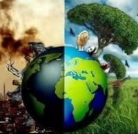 التحول الى النباتية من أجل البيئة
