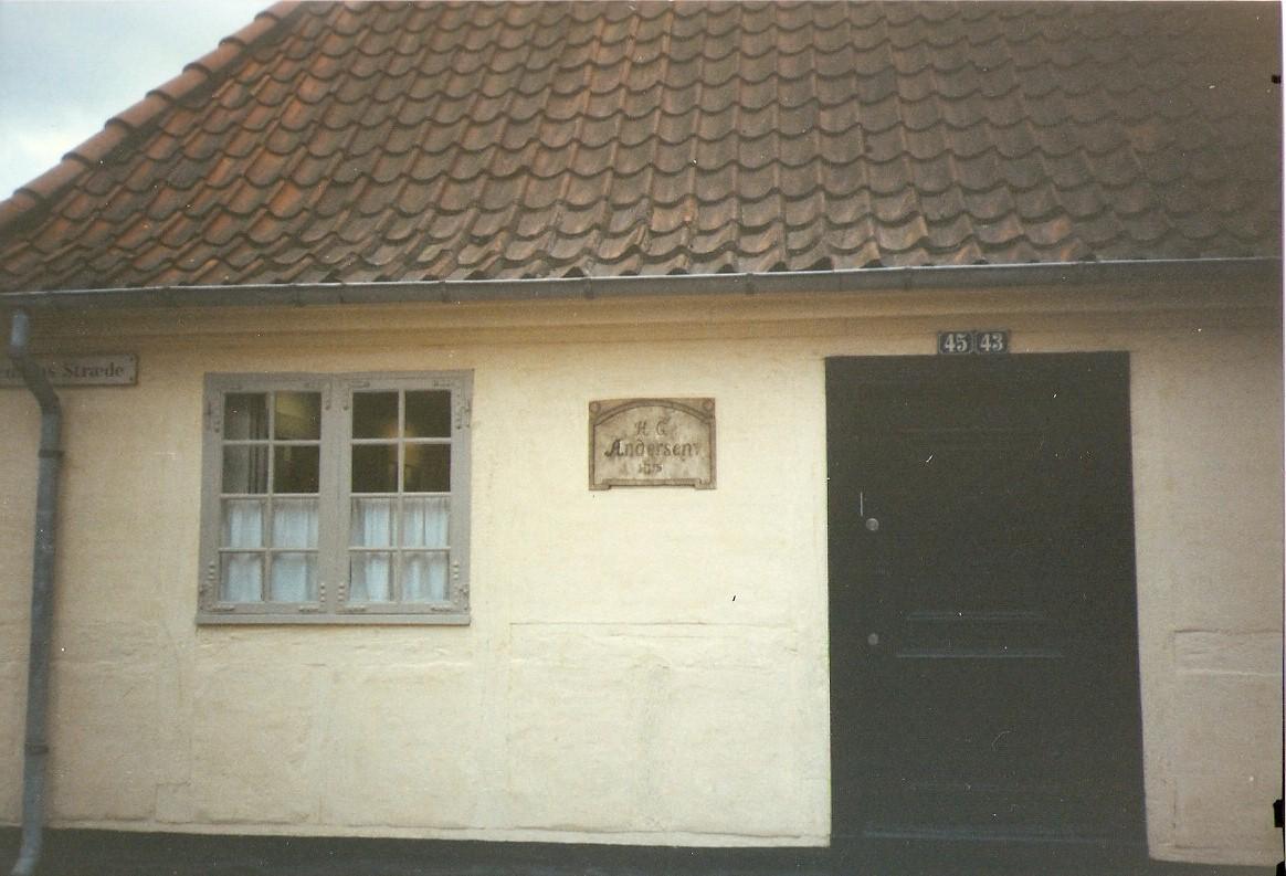 Casa-museu de H. C. Andersen