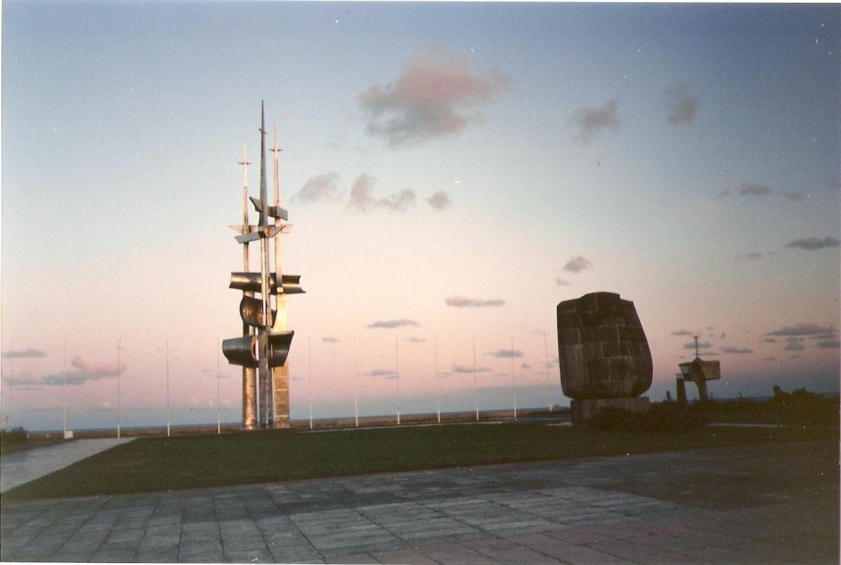 Monumento ao Sindicato Solidariedade em Gdynia