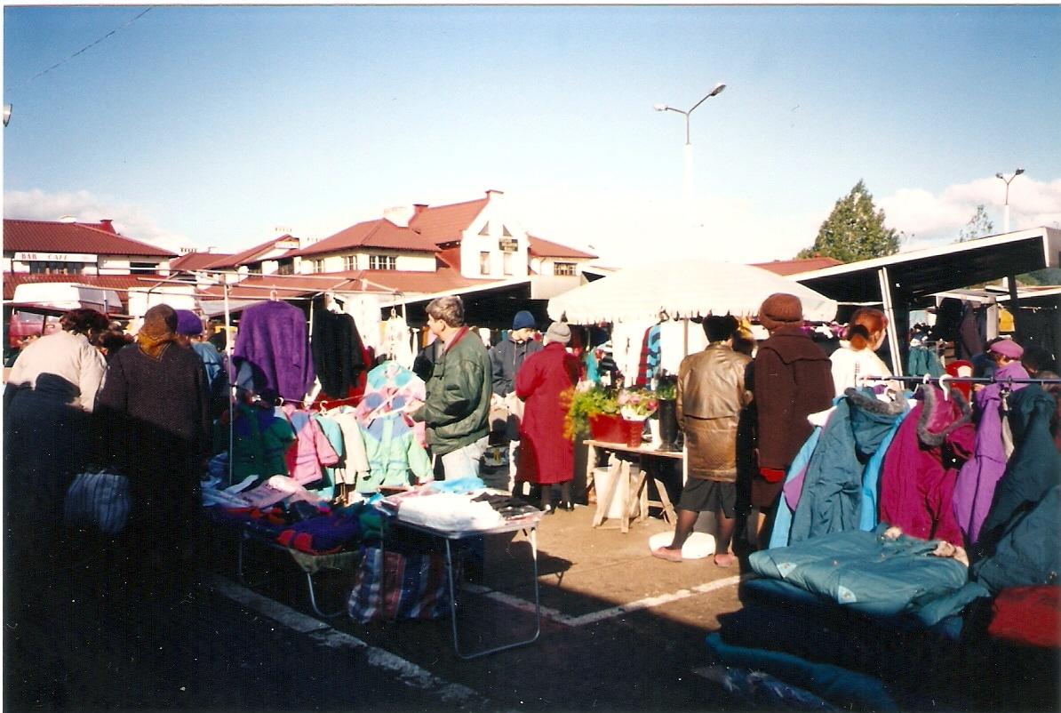 Mercado de Pulgas em Wejherowo