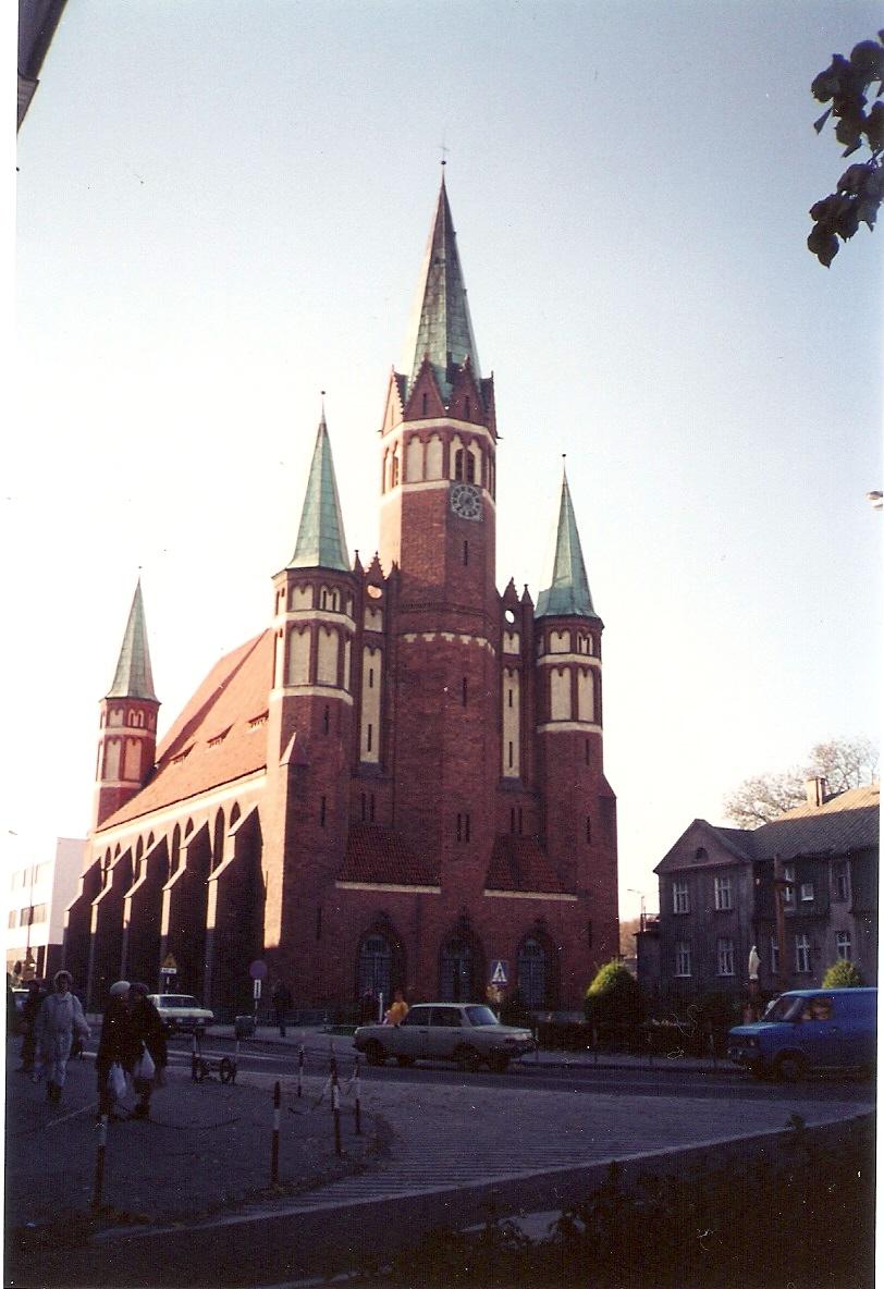 Catedral de Wejherowo