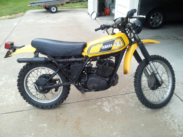 1975 Yamaha Specifications Dt 100