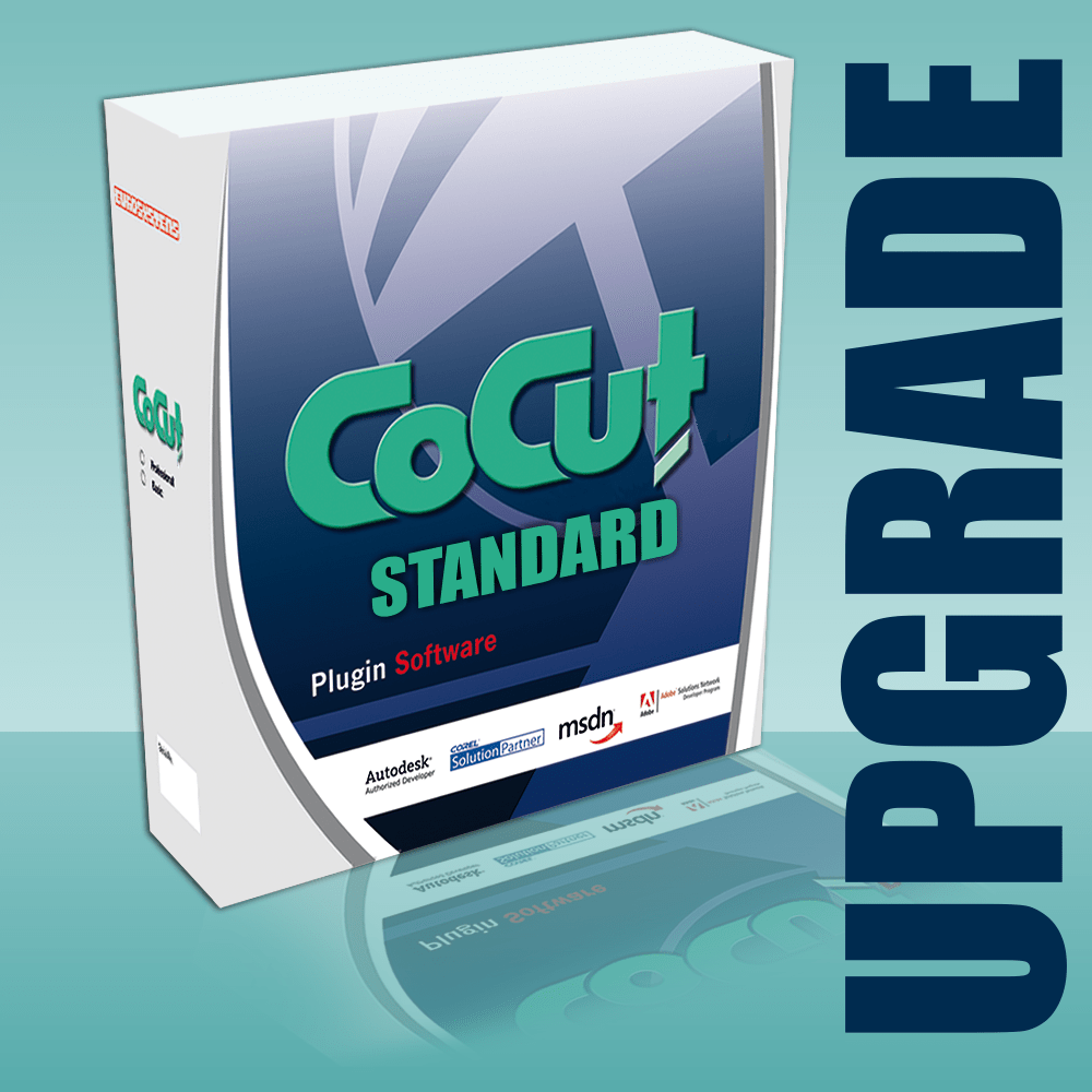 CoCut Standard 2017 Upgrade Version