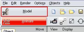 animation model