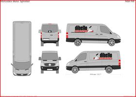 export vehicle template rendering