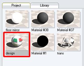 materials for 3d renderings