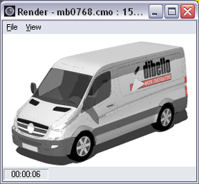How to Create a 3D Vehicle Wrap Presentation - Vehicle Templates ...