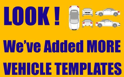 We've Got More New Vehicle Templates