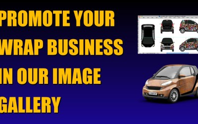 Promote Your Wrap Business In Our Image Gallery