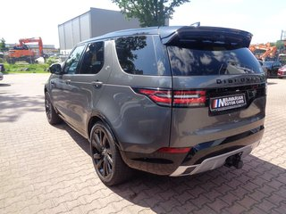 2018 Land Rover Discovery HSE Luxury - photo 5