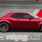 2018 Dodge Challenger SRT Hellcat Widebody Specs, Pricing And Release Date