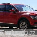 2018 Volkswagen Tiguan Specifications, Pricing, Release Date