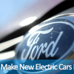 Ford To Make New Electric Car In China