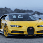 2018 Bugatti Chiron Arrives In The U.S.