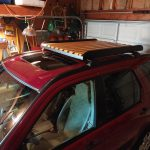 Diy Roof Rack Vehicle Nanny