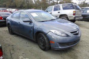 Mazda 6I 2011