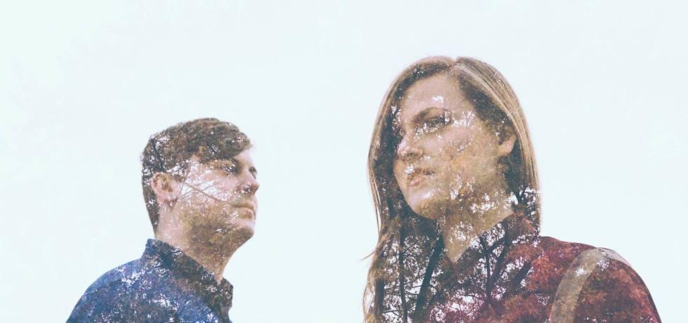 Paperwhite is Katie and Ben Marshall. Photo by Lauren Kallen.