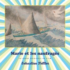 Covert for Sébastien Tellier's 'Marie et les naufrages' score.
