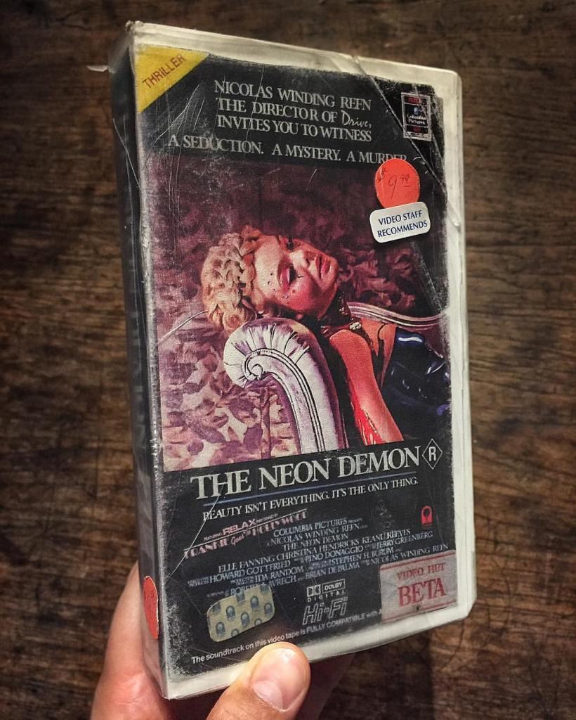 Steelberg's take on Nicolas Winding Refn's latest film, 'The Neon Demon.'