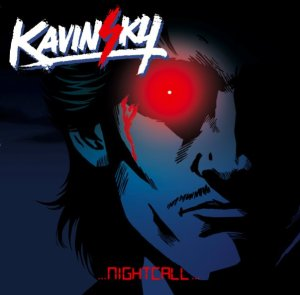 Cover for Kavinsky's 'NIghtcall.' Photo Credit: Kavinsky.