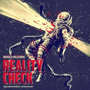 'Reality Check' cover art. Photo Credit: Wojciech Golczewski