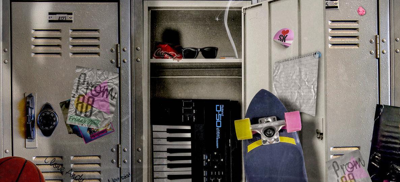 Sunglasses Kid Graduates to a New School of Retro on Debut