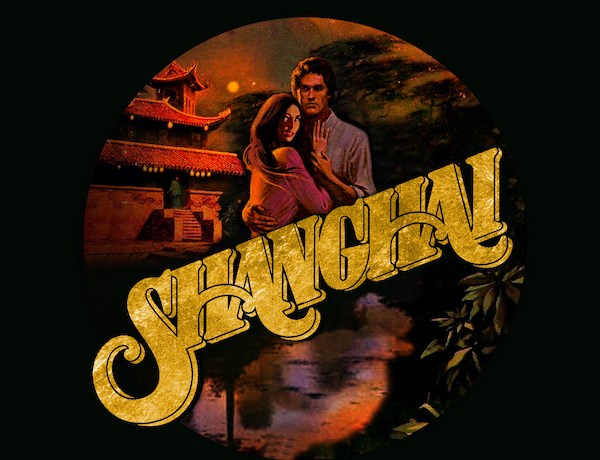 Album art for 'Shanghai.'