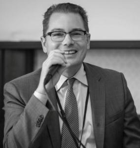 Screenwriter Zack Stentz, an FM-84 fan.