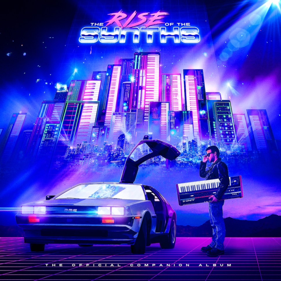 The Rise of the Synths vinyl