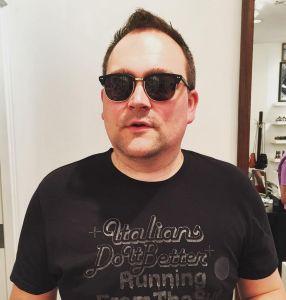 Aaron Vehling of Vehlinggo