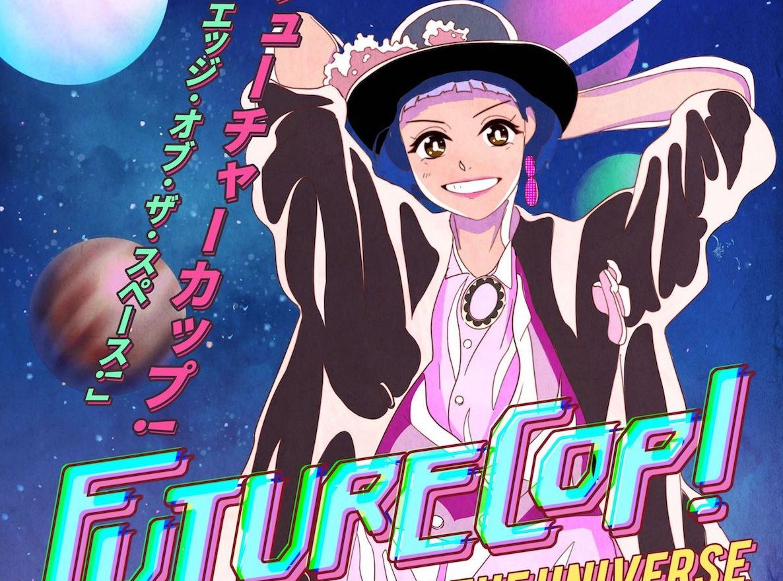futurecop edge of the universe