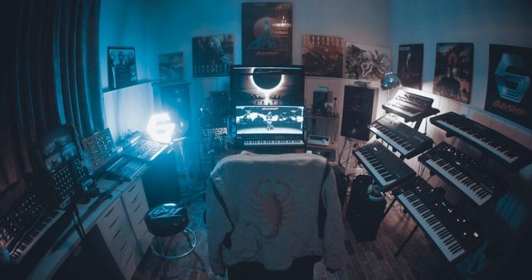 gunship studio photo synths