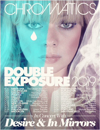 chromatics tour 2019