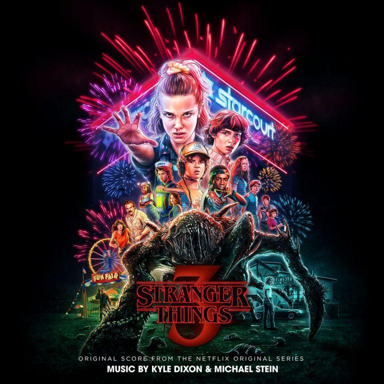 stranger things season 3 soundtrack