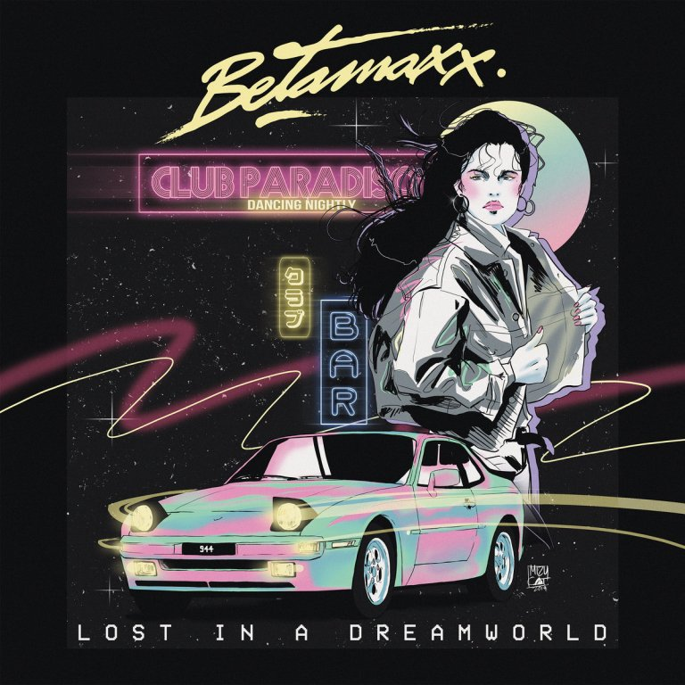 betamaxx lost in a dreamworld review