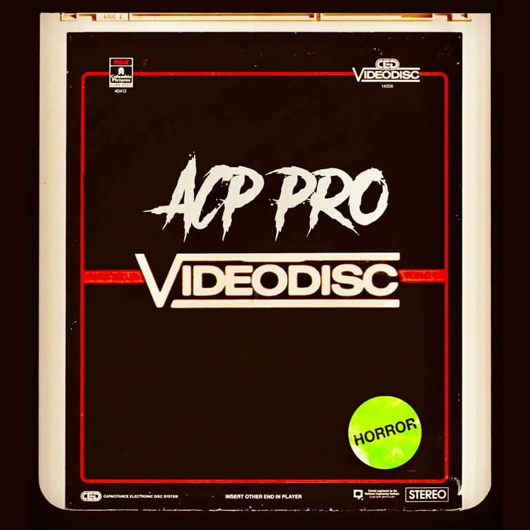 ACP PRO Videodisc