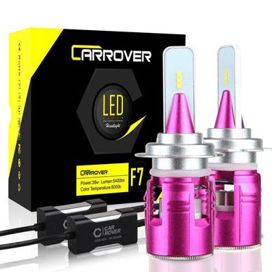 migliori lampade H7 LED per auto a luce bianca