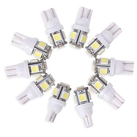 come scegliere le lampadine W5W LED