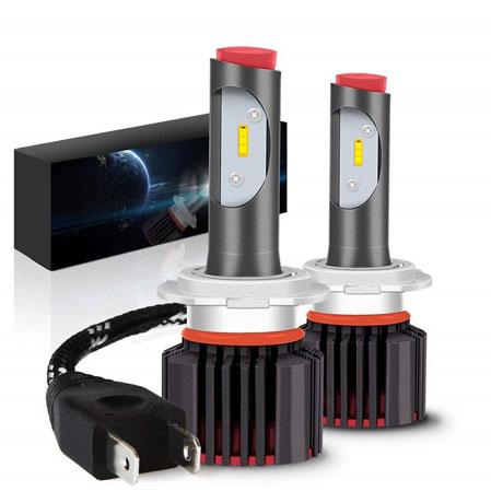 migliori lampade H7 LED per auto