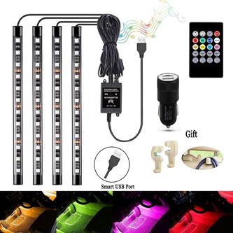 Come scegliere le strisce LED auto qualità prezzo