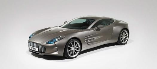 super carros aston martin Aston Martin One-77
