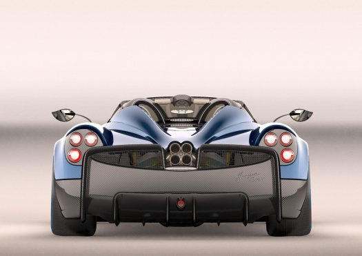 super carros Pagani Huayra Roadster