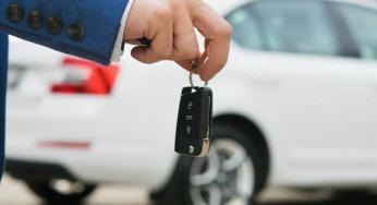 9 Coisas valiosas para verificar e considerar antes de alugar um carro