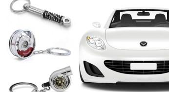 Amantes de carros agora colecionam chaveiros especiais