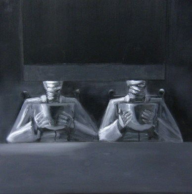 Tulib-Eaters-2009-oil-on-linen-140x160cm-DESTROYED