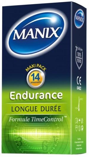 Manix Xtra Pleasure condooms