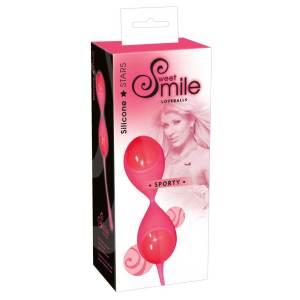 roze Love Balls liefdesballetjes van Sweet Smile