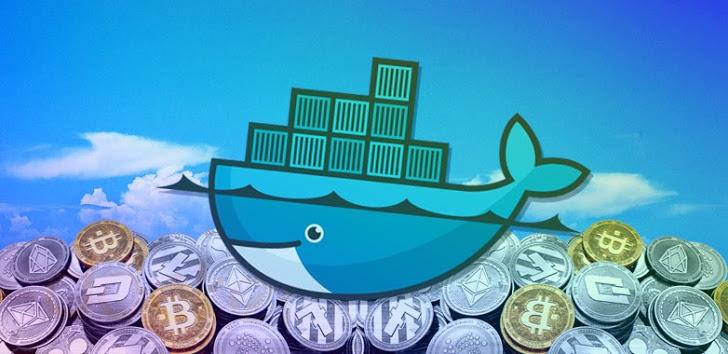 [The Hacker News[ Docker Images Containing Cryptojacking Malware Distributed via Docker Hub
